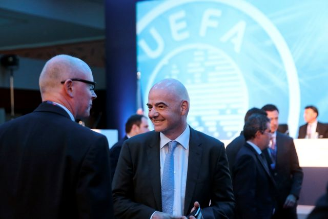 2016 09 14T070419Z 1534962048 D1BEUBFBTJAA RTRMADP 3 SOCCER UEFA ELECTION