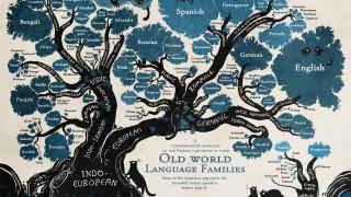 Οι γλώσσες του κόσμου σε... ένα δέντρο