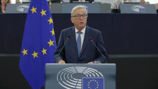 Μανιφέστο Γιούνκερ για την Ευρώπη (vid)