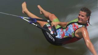 Παραιτήθηκε από το CNN για να γίνει πρωταθλήτρια στο… barefoot skiing