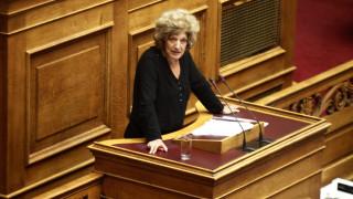Ερώτηση Μαυρωτά στη Βουλή για τον νομικό σύμβουλο της Αναγνωστοπούλου
