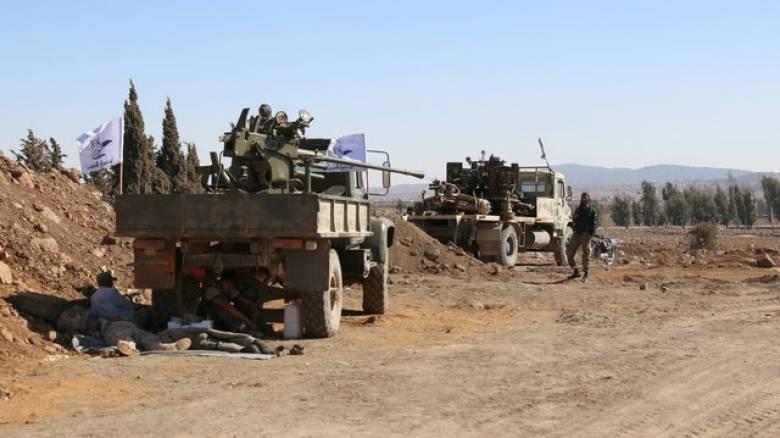 Συρία: Ρωσικά στρατεύματα απέτρεψαν επίθεση του ISIS - ζητούν 48ωρη επέκταση της εκεχειρίας