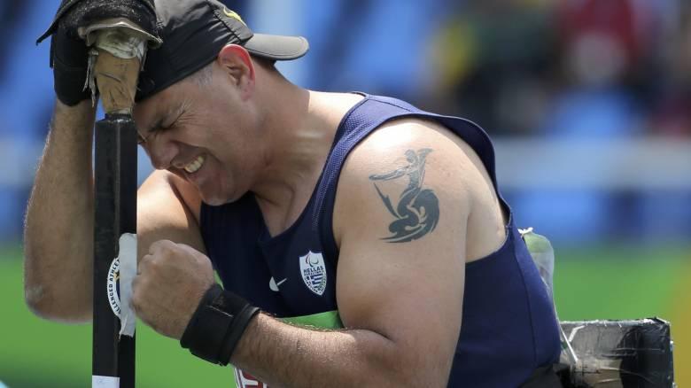 Παραολυμπιακοί 2016: και δεύτερο Χρυσό σήμερα για την Ελλάδα από τον Φερνάντες στην σφαίρα
