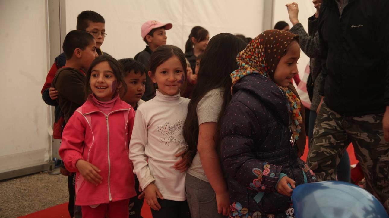 Υπουργείο Υγείας: Υγιή τα προσφυγόπουλα στο Ωραιόκαστρο