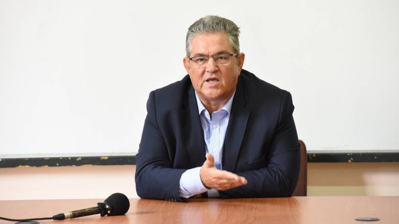 ΔΕΘ 2016: Η οικονομική πολιτική αφορά τις μεγάλες επιχειρήσεις, τόνισε ο Κουτσούμπας