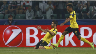 Champions League: νίκη στο 95 η Ρεάλ, Χ η Γιούβε, γκολ ο Παπασταθόπουλος