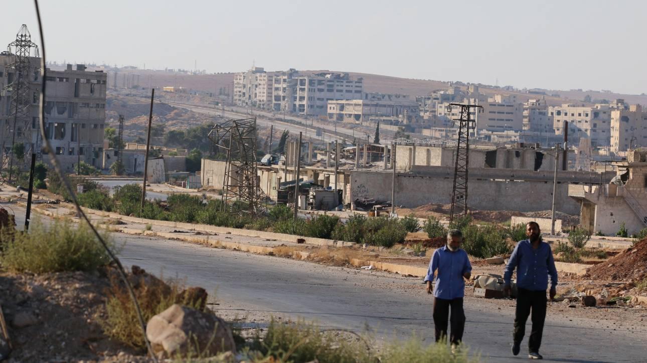 Ο συριακός στρατός θα απομακρυνθεί από την οδό Καστέλο στο Χαλέπι, ανακοίνωσε η Μόσχα