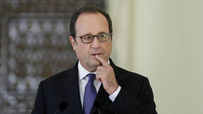 Γαλλία: Εκτός δεύτερου γύρου των προεδρικών εκλογών ο Ολάντ σε νέα δημοσκόπηση