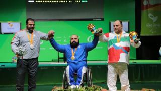 Παραολυμπιακοί Αγώνες Ρίο 2016: Χρυσή ημέρα για την Ελλάδα στο Ρίο