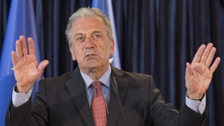 Αβραμόπουλος: Δεν θα επωμισθούν όλη την ευθύνη του μεταναστευτικού Ελλάδα και Ιταλία