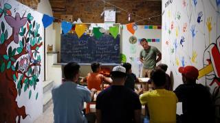 ΟΗΕ: Πάνω από 3 εκατ. προσφυγόπουλα δεν μπορούν να πάνε σχολείo