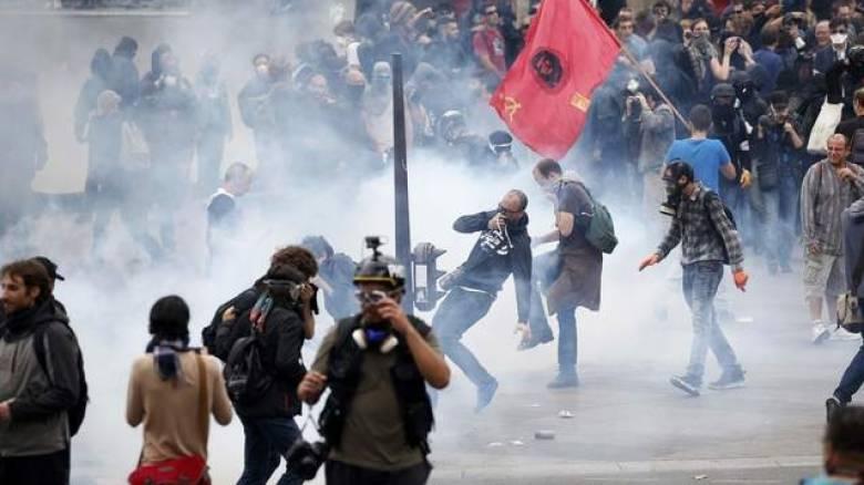 Γαλλία: Κινητοποιήσεις σε όλη τη χώρα για τη μεταρρύθμιση στο εργασιακό