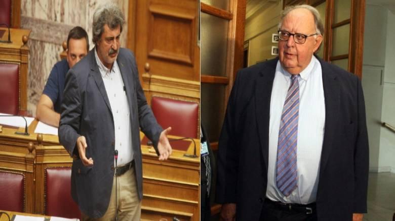 Τα «τιτιβίσματα» του Πάγκαλου για τον Πολάκη και η απάντηση του υπουργού