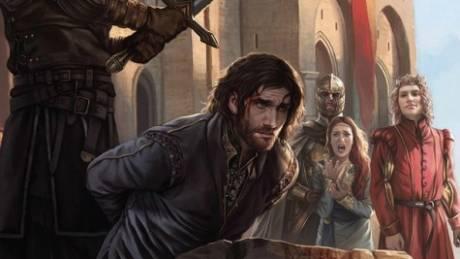 Κλασικά εικονογραφημένα: Το Game Of Thrones όπως το θέλει ο Τζ. Ρ. Ρ. Μάρτιν