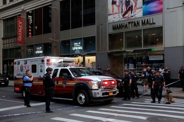 2016 09 15T222425Z 1582129603 S1BEUBNDFTAA RTRMADP 3 NEW YORK CRIME