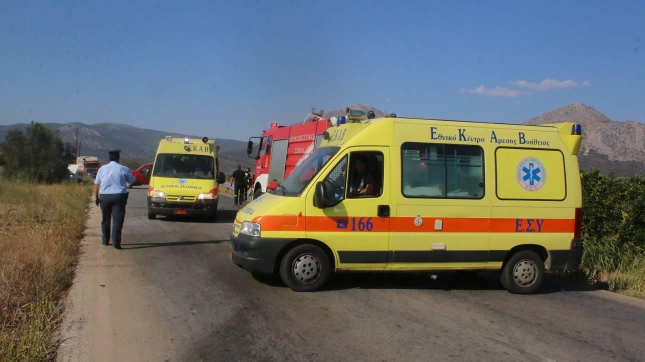 Κατερίνη: Αυτοκίνητο παρέσυρε και σκότωσε προσφυγόπουλο