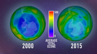 Περιβάλλον: Παγκόσμια Ημέρα για την προστασία του στρώματος του όζοντος