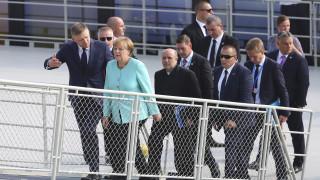 Σύνοδος Κορυφής Μπρατισλάβας: «Aσκήσεις ηρεμίας» από τους 27