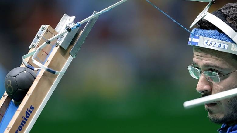 Παραολυμπιακοί 2016: ο Γρηγόρης Πολυχρονίδης κατέκτησε το Ασημένιο μετάλλιο στον τελικό μπότσια