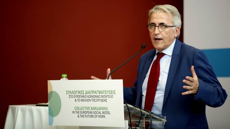 Γ. Παναγόπουλος: Η ίδια η Ευρώπη αφήνει διαρκώς να χάνει κομμάτια από το εαυτό της