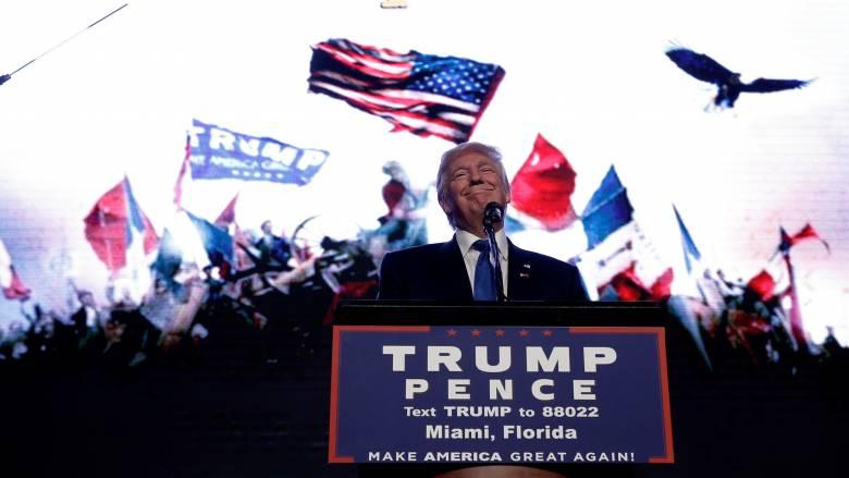 Εκλογές ΗΠΑ 2016: Νέα προκλητική δήλωση Τραμπ με φόντο την οπλοκατοχή