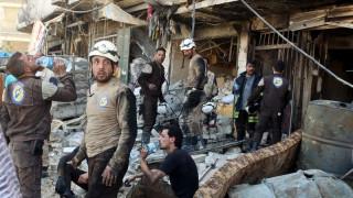 Συρία: Ανησυχία Ομπάμα ότι ο Άσαντ μπλοκάρει την ανθρωπιστική βοήθεια