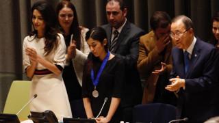 Πρέσβειρα του ΟΗΕ μια 23χρονη Γιαζίντι, πρώην σκλάβα του σεξ του ISIS