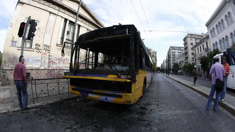 ΟΣΥ προς οδηγούς λεωφορείων και τρόλεϊ:  Αποφεύγετε τα Εξάρχεια