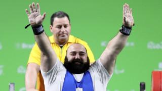 Παραολυμπιακοί αγώνες Ρίο 2016: Παύλος Μάμαλος, από θύμα bullying χρυσός Ολυμπιονίκης