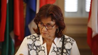 Θεανώ Φωτίου: Παρερμηνεύθηκαν οι δηλώσεις μου