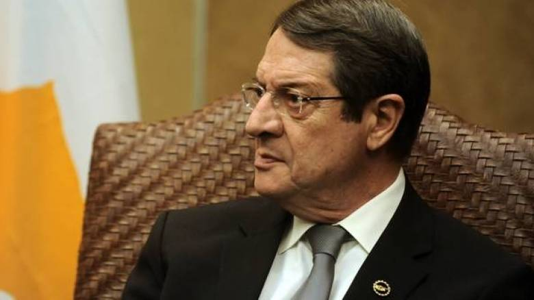 Kυπριακό: Συνάντηση Αναστασιάδη-Μπαν Κι Μουν στη Νέα Υόρκη