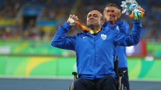 Παραολυμπιακοί 2016: ο Θανάσης Κωνσταντινίδης θα είναι ο σημαιοφόρος της Ελλάδας