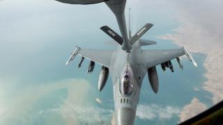 Συμμαχικά αεροσκάφη βομβάρδισαν θέσεις του συριακού στρατού