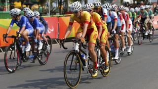 Παραολυμπιακοί 2016: εντυπωσιακή Χαλκιαδάκη στην ποδηλασία δρόμου, 7η στα Sonar η Ελλάδα