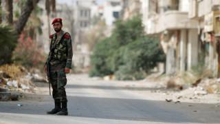 Η Ουάσιγκτον παραδέχεται ότι έπληξε θέσεις του συριακού στρατού
