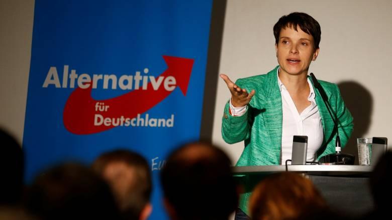 Γερμανία: Εμπρηστική επίθεση στο αυτοκίνητο της ηγέτιδας του AfD