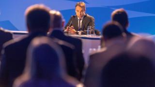 Κ. Μητσοτάκης: Ο «σανός και τα βοσκοτόπια», το χρέος, οι φοροελαφρύνσεις και οι προσλήψεις