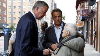 Καμία ένδειξη για τα κίνητρα του δράστη, δηλώνει ο δήμαρχος της Νέας Υόρκης