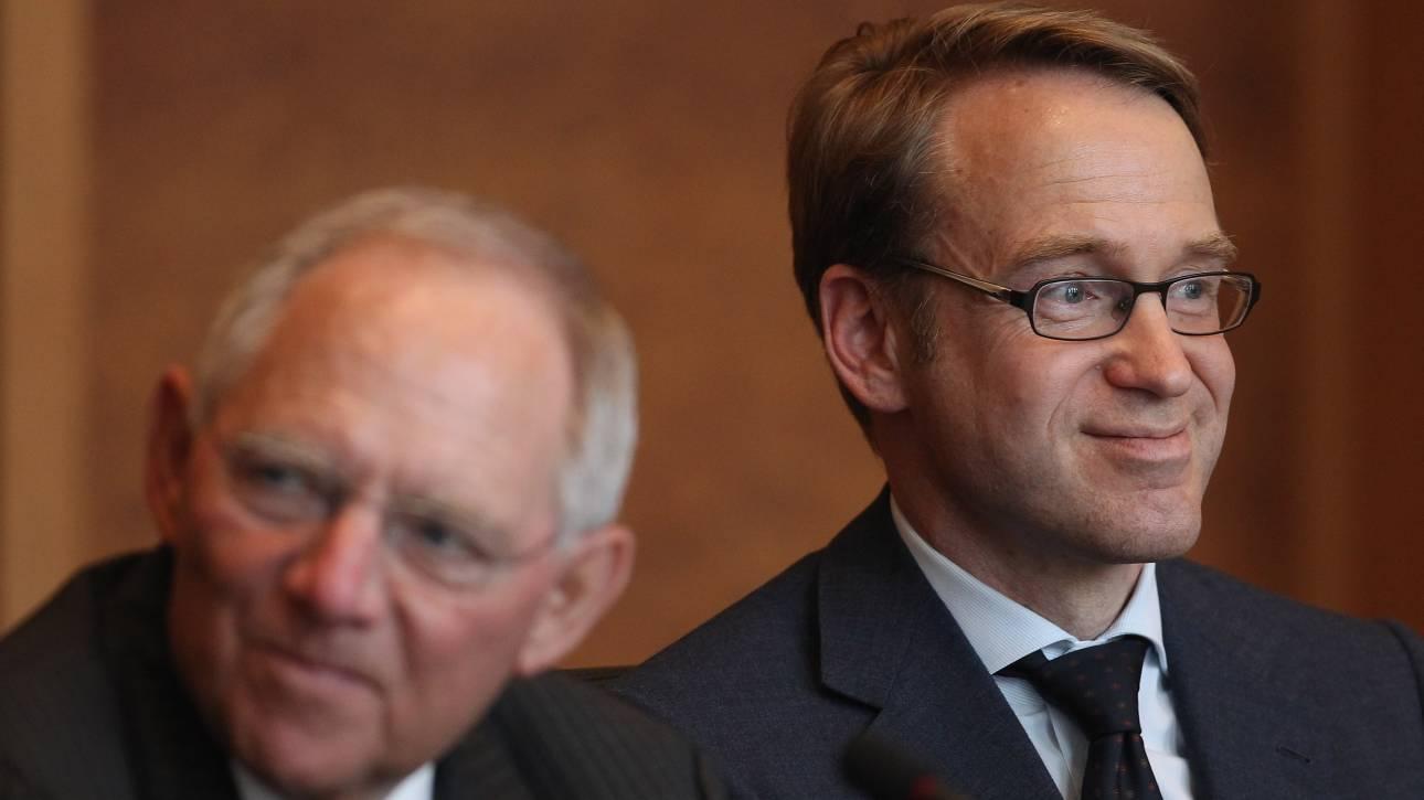 Βάιντμαν: Διχασμένη η ΕΚΤ μεταξύ νομισματικής πολιτικής και εποπτείας τραπεζών
