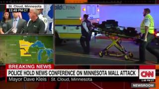Το FBI θεωρεί πως η επίθεση στη Μινεσότα αποτελεί δυνητικό τρομοκρατικό κτύπημα