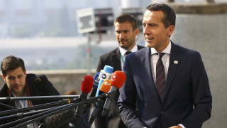 Καμία πρόοδος στο ζήτημα της κατανομής προσφύγων, δηλώνει ο Αυστριακός καγκελάριος