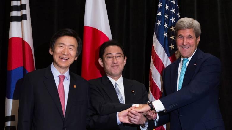 Κάλεσμα Κέρι στη Β. Κορέα να προσέλθει σε σοβαρές διαπραγματεύσεις