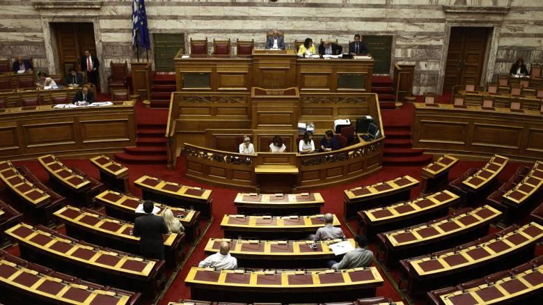 Στη Βουλή εντός της εβδομάδας το πολυνομοσχέδιο με τα προαπαιτούμενα