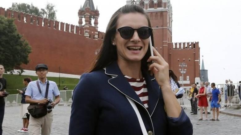 Έλαμψε στις ρωσικές εκλογές η Γέλενα Ισινμπάγεβα