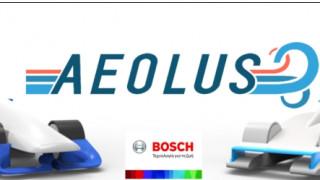 """Η Bosch Ελλάδας μέγας χορηγός της μαθητικής ομάδας F1""""Aeolus"""""""