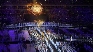 Παραολυμπιακοί Αγώνες Ρίο 2016: Εντυπωσιακή και συγκινητική η τελετή λήξης