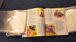 Μετέφερε 3,5 κιλά κοκαΐνη σε παιδικά βιβλία