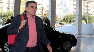 Συνάντηση Τσακαλώτου-Βελκουλέσκου για την ελληνική οικονομία
