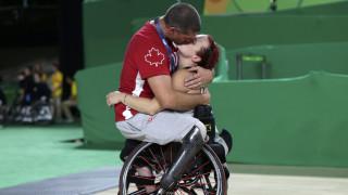 Παραολυμπιακοί Αγώνες Ρίο 2016: Οι πρωταγωνιστές της πιο ρομαντικής στιγμής των Αγώνων