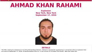 Έκρηξη Νέα Υόρκη: Στη δημοσιότητα τα στοιχεία του πρώτου καταζητούμενου